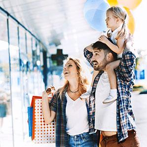 Moda para toda la familia en Centro Comercial El Dorado