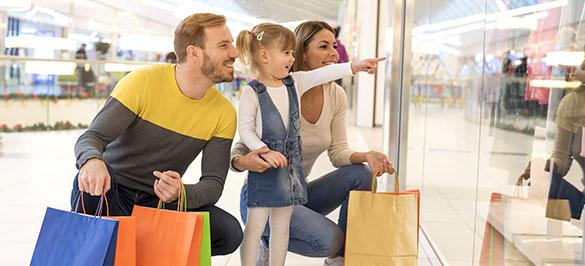 Ropa para niños en Centro Comercial El Dorado